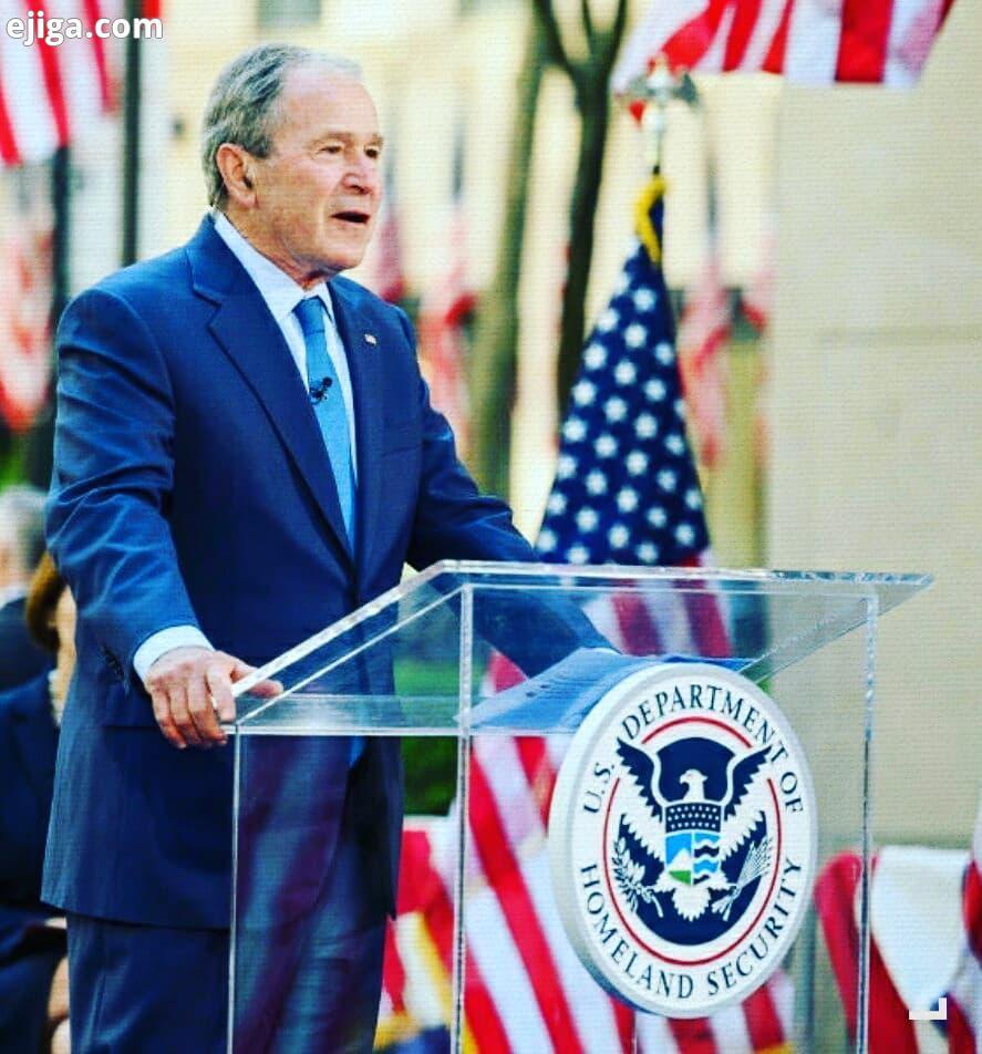 بوش: نفوذ ایران، اسرائیل را نشانه گرفته است رئیس جمهور اسبق آمریکا: ایرانی ها نقش زیادی در جریان های